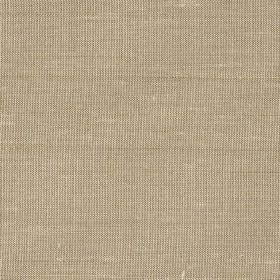 Mistral - Mushroom - Light brown hard wearing fabric woven with some thicker threads