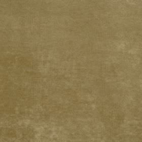 Marino - Sepia - Plain fabric in an olive green colour