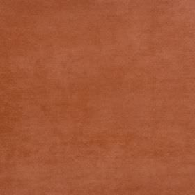 Marino - Spice - Orange-brown coloured fabric without a pattern or design