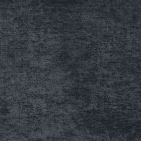Gallo - Umber - Dark grey-blue coloured fabric which is both textured and patchy in colour