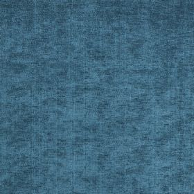 Gallo - Beetle - Fabric in turquoise, with a patchy finish due to the slight textue