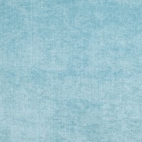 Gallo - Pool - Patchy fabric in light blue and white