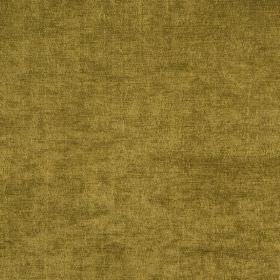 Gallo - Bronze - Slightly textured, patchy olive green-gold coloured fabric
