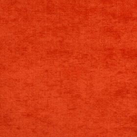 Gallo - Paprika - Textured fabric made in a bright orange colour