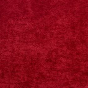 Gallo - Vino - Rich crimson coloured fabric which is slightly patchy due to being textured