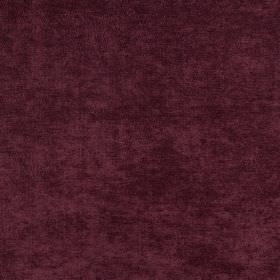 Gallo - Burgundy - Aubergine coloured fabric which is slightly patchy and textured
