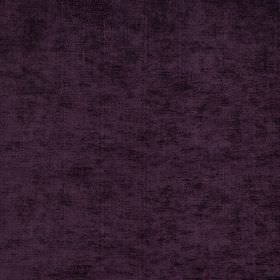 Gallo - Aubergine - Patchy dark purple and black fabric