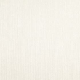 Moretti - Pearl - Fabric made in a flat shade of white
