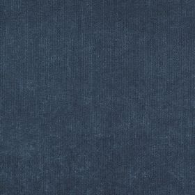 Moretti - Navy - Swatch of unpatterned dark blue fabric