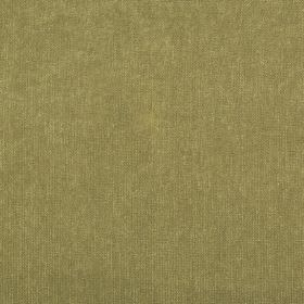 Moretti - Medal - Swatch of plain olive green coloured fabric