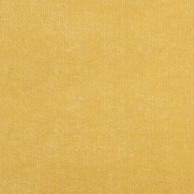 Moretti - Sun - Plain bright mustard yellow coloured fabric