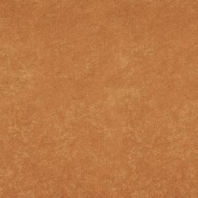 Moretti - Terracotta - Swatch of fabric made in a plain dusky orange colour