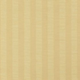 Mirror - Straw - Nude coloured fabric made from cotton and polyester, with simple vertical stripes patterned with thin horizontal lines
