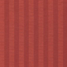 Mirror - Mars - Vertical stripes patterned with thin horizontal lines printed on fabric made from scarlet coloured cotton and polyester