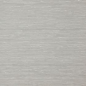 Reflection - Fog - Horizontally streaked light grey and white coloured fabric blended from a mixture of cotton and polyester