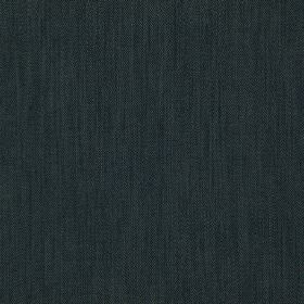 Nocturnal - Raven - Very dark blue-black coloured fabric blended from acrylic polymer and polyester, featuring very subtle vertical streaks