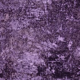Panther - Purple Passion - Fabric made from rich purple coloured polyester with some slight mottling due to texture