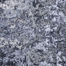 Panther - Graystone - Pale blue-grey coloured fabric made from polyester with a mottled effect and patchy colouring