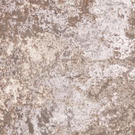 Panther - Champagne - 100% polyester fabric with patchy brown, silver and white colouring