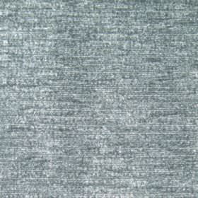 Paris - Sterling - Very pale blue-grey coloured hard wearing fabric which has a slight texture and consequently a slightly patchy colour