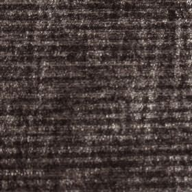 Paris - Pinecone - Patchy dark brown and pewter coloured textured hard wearing fabric