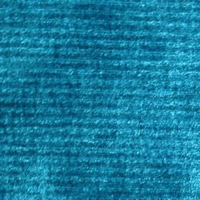 Paris - Cyan - Aqua blue coloured slightly textured fabric which is hard wearing