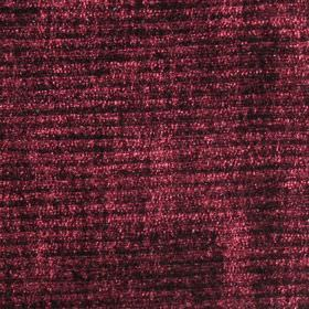Paris - Garnet - Hard wearing fabric the colour of garnets, with a slightly patchy, textured finish
