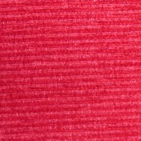 Paris - Magenta - Bright red coloured hard wearing fabric which has slightly textured stripes to it