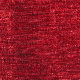 Paris - Strawberry - Jewel-like ruby coloured hard wearing fabric which has a luxurious texture