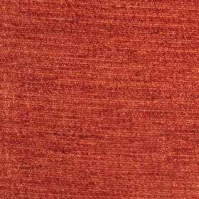 Paris - Paprika - Rust coloured, slightly patchy, textured hard wearing fabric