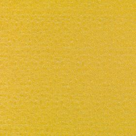 Puro - Buttercup - Warm butter yellow coloured cotton, polyester and viscose blend fabric, with a very subtle, random dot pattern