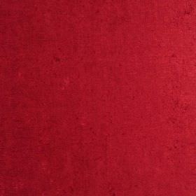 Padan - Nastro - Bright red velvet effect fabric which is hard wearing