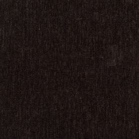 Santa Cruz - Walnut - Plain black fabric which is hard wearing