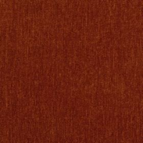 Santa Cruz - Rust - Hard wearing fabric in a rich shade of brown which appears to have an orange tinge