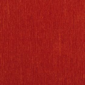 Santa Cruz - Paprika - Fabric which is hard wearing, in a burnt red colour