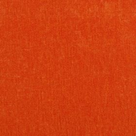 Santa Cruz - Persimmon - Hard wearing fabric made in a bright shade of orange
