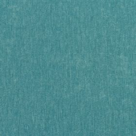 Santa Cruz - Aqua - Plain turquoise coloured fabric which is hard wearing