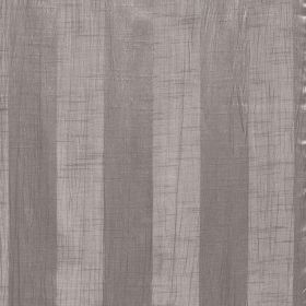 Soho - Taupe - Fabric made from 100% polyester with a vertical striped design in two similar shades of pewter