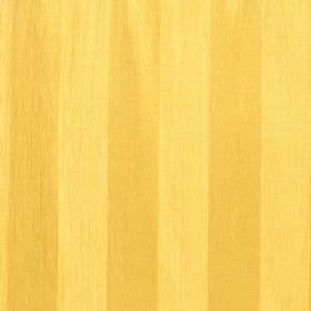 Soho - Banana - Fabric made from polyester featuring vertical stripes alternating between sunflower yellow and butter yellow