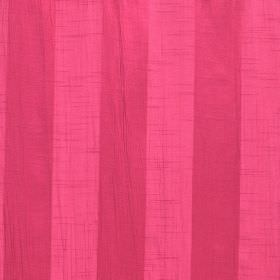 Soho - Fuchsia - 100% polyester fabric with vertical stripes of equal widths in two similar shades of hot pink