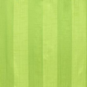 Soho - Oasis - Lime green and yellow-green making a simple striped design on 100% polyester fabric