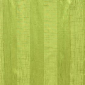 Soho - Linden - 100% polyester fabric in lime green and apple green arranged in a simple striped design