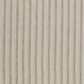 Boulders - Chinchilla - Grey, beige and brown striped hard wearing fabric