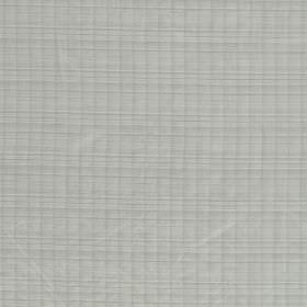 Rome - Jet - Hard wearing fabric in light grey, with ridges which run horizontally and subtle stripes which run vertically
