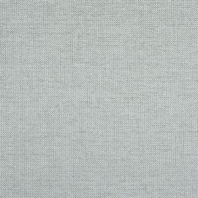 Verona - Sterling - Unpatterned woven light grey hard wearing fabric