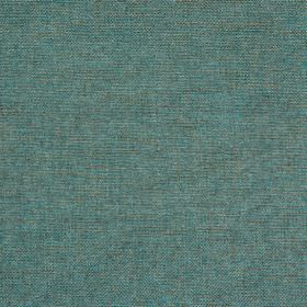 Verona - Agate - Swatch of hard wearing fabric woven with grey and light turquoise-blue threads