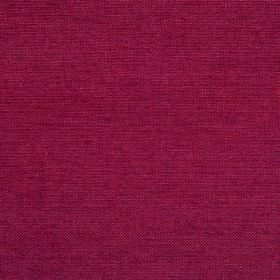 Verona - Cashmere - Hard wearing fabric in a flat shade of dark magenta