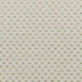 Jakarta - Natural - Three different pale shades of grey making up a closely spaced, small polka dot design on polyester and acrylic fabric