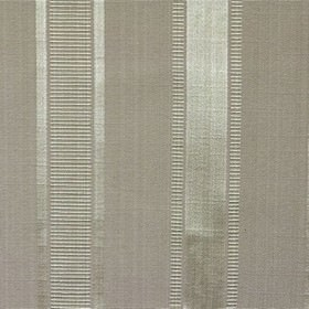 Wordsworth - Silver - Elegant ash grey and silver-grey vertical stripes and thin horizontal lines patterning polyester and cotton blend fabr
