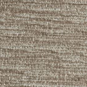 Kensington - Silver - Light silvery white coloured 100% polyester fabric, finished with a soft texture
